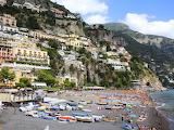 Fornillo Beach Positano Italy