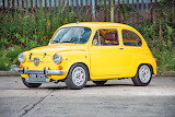 1967 Fiat 1000 Abarth TC