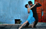 Tango Street Dancers, Buenos Aires