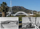 Crossing The Colorado River Then & Now
