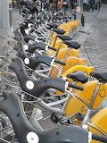 Bikes in Brussels