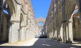 Siena - Chiesa di San Galgano