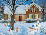 The Greeters by John Sloane...