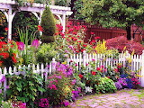 #English Flower Garden