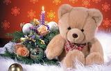 ☺ Christmas Teddy bear...