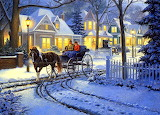 Winter Evening~ MarkKeathley