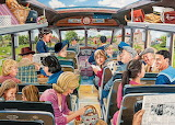 Country Bus - Trevor Mitchell