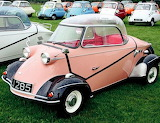 Bubble car-Messerschmidt 1956