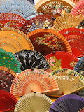 Colorful Fans
