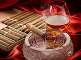 Whiskys y Tabaco