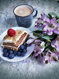 Coffee and cake 1