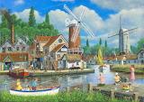 little fishers village