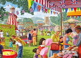 The Village Fete 1960s  (v2) - Steve Crisp
