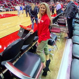 Working a Houston Rockets Game