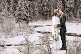 Outdoor Winter Wedding Shoot