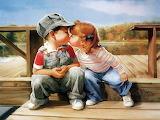 Donald Zolan-First Kiss