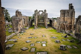 Ruins of Elgin Catherdral, Scotland