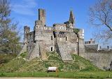 Chateau du Plessis-Mace - France