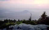 Mile 1766 Sunrise at Mount Cube