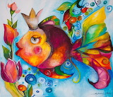 Gold Fish by Sylwia Gromacka