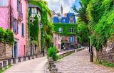 France, Paris, Montmartre