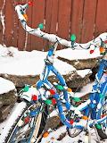 Bike and lights