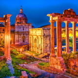❤️Roman Forum, Rome, Italy...