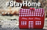 ^ Stay Home - Save Lives