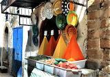Market in Essaouira Morocco