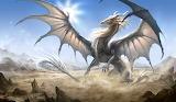 White dragon by sandara-d6ha2cv