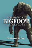 The Legend of Bigfoot Book Cover