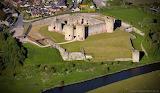 Rhuddlan Castle, Wales