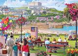 Newquay Harbour - Steve Crisp