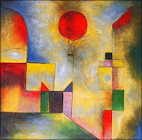 El globo rojo, Paul Klee