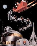 """Sci Fi"" tumblr dogstardreaming ""Ed Emshwiller"" ""Christmas Cover"