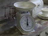 French Kitchen scales