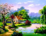 Lakeside Cottage~ SungKim
