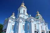 St Nicolas des marins St Pétersbourg