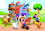 Farming with Mickey