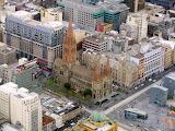 Melbourne-aerial photo