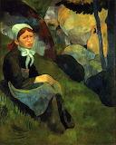 Paul Sérusier - Solitude