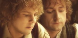 Pippin and merry reminice