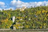 Die Koplenzer Festung Ehrenbreitstein