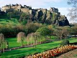 ^ Edinburgh Castle, Edinburgh, Scotland