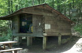 Mile 1435 Telephone Pioneers Shelter