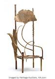 """Home Chair """"Trône de Pauline"""" """"Claude Lalanne"""""""