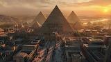 Ancient Egypt Pyramid