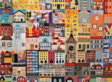 town collage