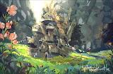 Howl's Moving Castle 1