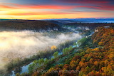 Evgeni Dinev-Clouds In Canyon Of River Vit